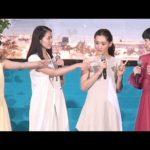 綾瀬はるか、長澤まさみ、夏帆、広瀬すず、4姉妹がドレス姿で美の競演