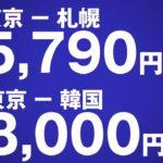 【 格安航空券サイトskyticket 】堀田茜 国内・海外航空券_東京発A 2016年夏期