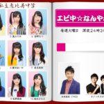 MBSラジオ「エビ中☆なんやねん」#01(2013/10/02)
