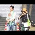 【貴重画像】堺雅人&菅野美穂の「子連れプライベート写真」