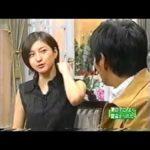 広末涼子 vs さんま 所  2002年