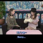 AAA 宇野実彩子 & SHELLY 英語