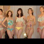 14代目『三愛水着イメージガール』はRayモデル・朝比奈彩 『2015年三愛水着イメージガール』発表記者会見