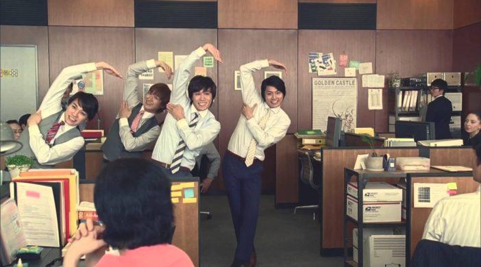 西島秀俊×キムラ緑子 入浴シーン – アイドル動画祭り
