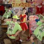 忽那汐里 POCKY CM 「はじけて学園天国」篇 30秒 HD