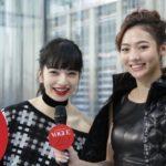 謝沛恩訪問小松菜奈Nana Komatsu 巴黎時裝週 @ Chanel