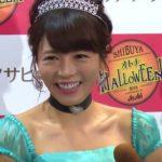 釈由美子、結婚後初登場!「王子様のようにプロポーズ」シンデレラ姿でおのろけ全開!「SHIBUYA オトナHALLOWEEN PROJECT 2015」1 #Yumiko Shaku #event
