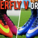 Mercurial Superfly V or IV? Nike Speed Football Boots Comparison
