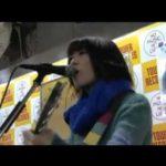 140108 tower records新宿店 free live 山崎あおい