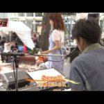 北海道1ch  川嶋あい & K(강윤성) 「Squall」 2016/07/16昼