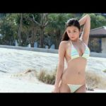 【HD】片山萌美 [Moemi Katayama] 水着 脇ばかりですけど何か?