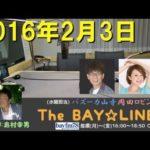2016.2.3 The BAY☆LINE 水曜日 ゲスト:林原めぐみ 【チャオベラ ロビンDJ #43】