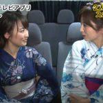 TBS 枡田絵理奈・テレビ朝日 宇賀なつみ 女子アナハミダシトーク
