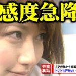 三田友梨佳アナ、フジの顔から転落の可能性!ネットの評判はいかに?