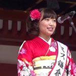 2016ミス鎌倉 清水美里さん
