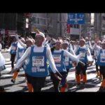東京マラソン2013応援 高橋尚子 丸山桂里奈 三宅宏実 清水聡 斉藤舞子