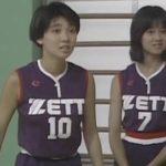 石川秀美 松本伊代 松本典子 コント・バスケ+桃太郎 (1986年)