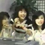 松本明子 生放送中に・・・・