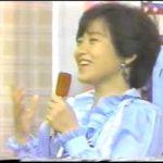 岡田有希子、さんまとトーク