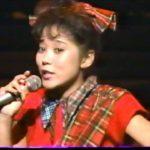 02.チャンスは一度だけ 大西結花 LIVE 1987