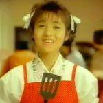 佐野量子&関根勤 味の素CM 1989