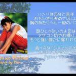 《 夏を待てない 》国生さゆり【歌ってみた】歌詞付♪  ■ Natsu wo Matenai/Sayuri Kokusyo (tried to sing)