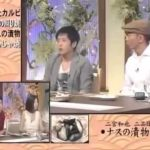 とんねるず 渡辺満里奈 二宮和也  1080  HD 2014