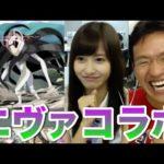 【パズドラ】エヴァコラボ 地獄級 に佐野ひなこ端末で挑戦!!