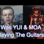 Was Yui-Metal & Moa-Metal Actually Playing The Guitars ?