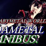 【Moametal Only】 BABYMETAL WORLD TOUR 2016(MOAMETAL総集編)