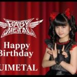 HAPPY 17TH BIRTHDAY YUIMETAL (YUI MIZUNO) MOST BEAUTIFUL MOMENTS !