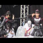 メタルクイーン SU-METAL!「凄すぎ!CMIYC の煽り!」 BABYMETAL 2016 EUROPE TOUR