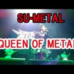 BABYMETAL–QUEEN-OF-METAL-SU-METAL–!