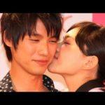川口春奈、福士蒼汰と公開キス 映画「好きっていいなよ。」イベント #Say I love you #movie