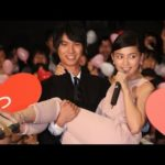 川口春奈がお姫様だっこ!「好きっていいなよ。」初日舞台あいさつ 映写機トラブル、マイクトラブルも発生! #Say I love you #movie