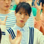 戸田恵梨香、新CMでコミカル演技 民族衣装でフリスビー&変なワッショイポーズ