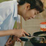 桐谷美玲、SNSで話題の「キリタニメシ」披露!  「サッポロ 極ZERO」新TVCM #Mirei Kiritani #Kiritanimeshi