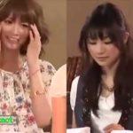 石原さとみ 長谷川潤 安座間美優 同級生3人が女子会で男友達との恋愛観を語る
