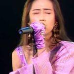 工藤静香LIVE1991「FU-JI-TSU」「ぼやぼやできない」「くちびるから媚薬」