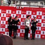 新商品 Joma 発売イベント @ 東京ゲゲゲイ (ゆうゆ れいな みく)   2014.4.7
