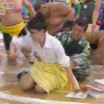 オールスター大感謝祭 島崎和歌子 ヌルヌル大相撲