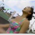 細川ふみえ 水着映像05 ダイナマイトボディ! 水泳大会 japanese idol