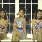 細川ふみえ・藤崎仁美・山崎真由美 SUMMER NIGHT DREAM '92  夏・夜・夢  flv