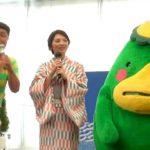 田中麗奈 久留米ふるさと特別大使2016 水の祭典久留米まつり